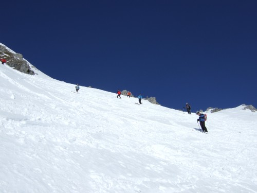 Foto: hofchri / Ski Tour / Große Kesselspitze, 2351m / 21.12.2008 14:32:24