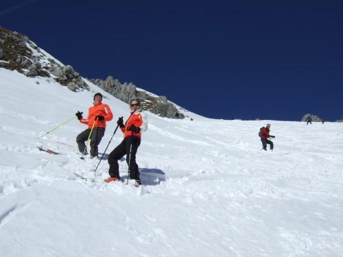 Foto: hofchri / Ski Tour / Große Kesselspitze, 2351m / 21.12.2008 14:32:28