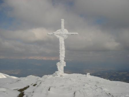 Foto: luke1986 / Ski Tour / Amering, 2187m / Am Gipfel des Ameringkogels / 20.11.2007 21:44:10
