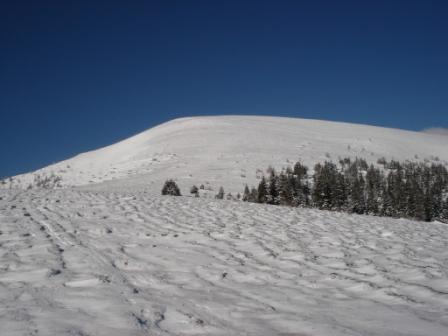 Foto: luke1986 / Ski Tour / Amering, 2187m / Aufstieg auf den Speikkogel / 20.11.2007 21:42:11