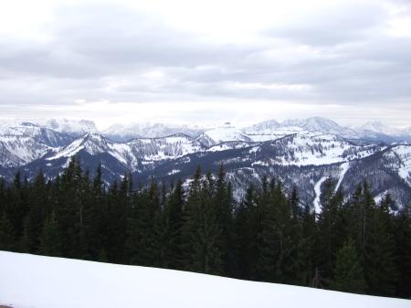 Foto: hofchri / Ski Tour / Loibersbacher Höhe, 1456m / 16.12.2008 19:05:47