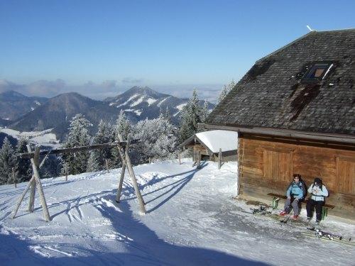 Foto: hofchri / Ski Tour / Loibersbacher Höhe, 1456m / 03.01.2009 19:58:36