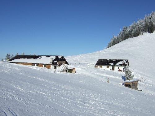 Foto: hofchri / Ski Tour / Loibersbacher Höhe, 1456m / 03.01.2009 19:58:53