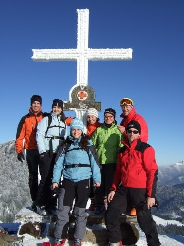 Foto: hofchri / Ski Tour / Loibersbacher Höhe, 1456m / 03.01.2009 20:06:03