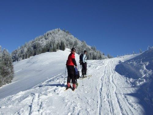 Foto: hofchri / Ski Tour / Loibersbacher Höhe, 1456m / 03.01.2009 19:57:53