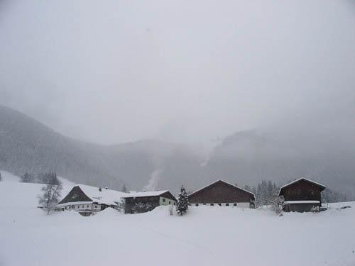 Foto: Lenswork.at / Ch. Streili / Ski Tour / Loibersbacher Höhe, 1456m / 19.11.2007 10:43:34