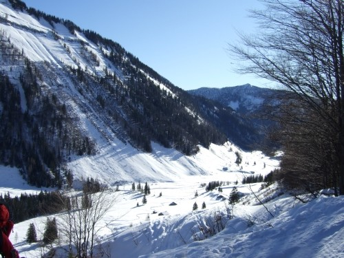 Foto: hofchri / Ski Tour / Hochwieskopf, 1754m / 12.01.2009 12:34:42