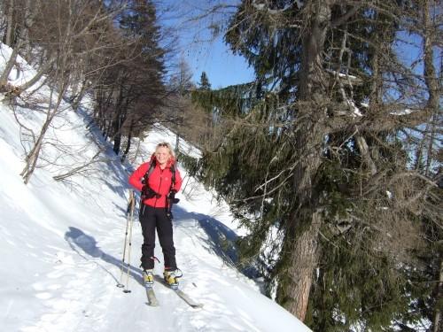Foto: hofchri / Ski Tour / Hochwieskopf, 1754m / 12.01.2009 12:34:53