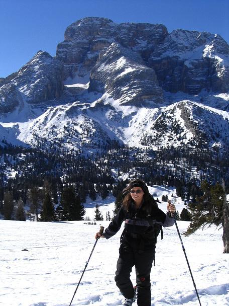Foto: Andreas Koller / Ski Tour / Dürrenstein, 2839m - von Außerprags / 24.12.2008 13:54:16