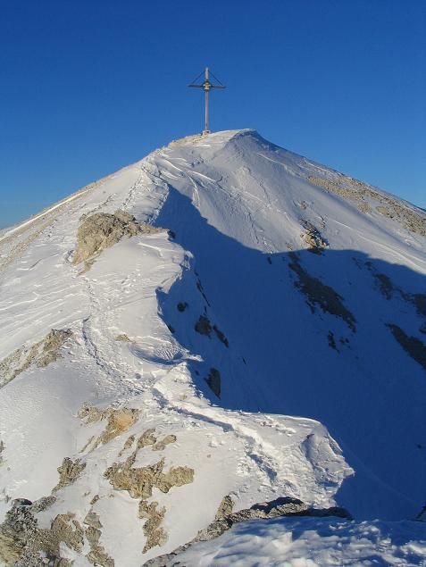 Foto: Andreas Koller / Ski Tour / Dürrenstein, 2839m - von Außerprags / 24.12.2008 13:51:07