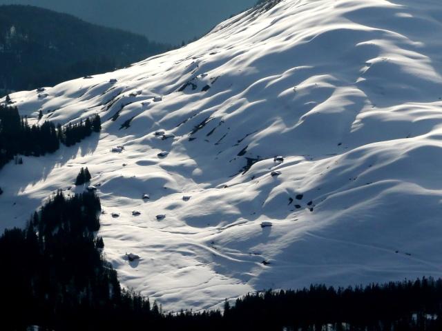 Foto: Manfred Karl / Skitour / Seehorn, 2320m / Kallbrunnalmen / 27.01.2009 22:01:53