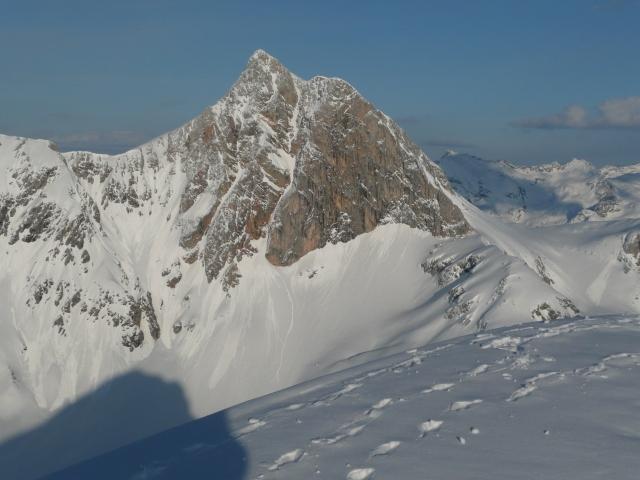 Foto: Manfred Karl / Skitour / Seehorn, 2320m / Großer Hundstod / 27.01.2009 21:59:52