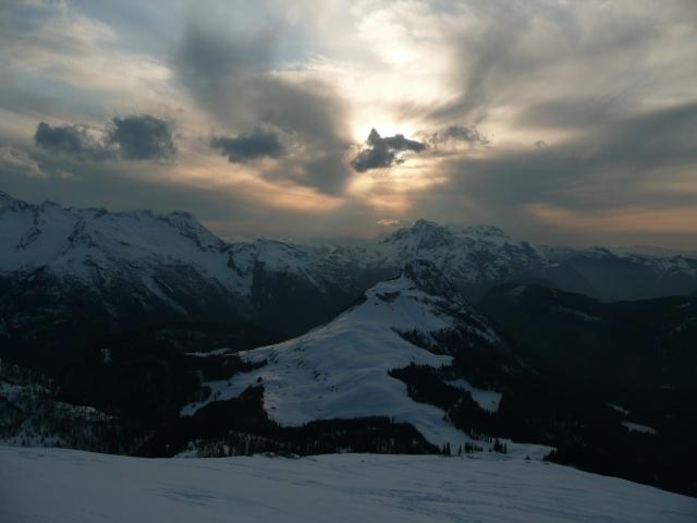Foto: Manfred Karl / Skitour / Seehorn, 2320m / 27.01.2009 21:59:10