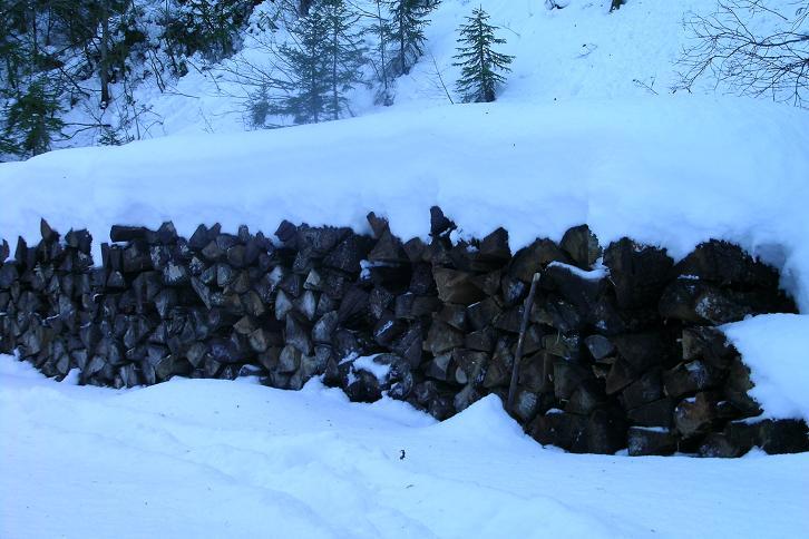 Foto: Andreas Koller / Ski Tour / Tirolerkogel, 1377m / 15.12.2008 00:40:19
