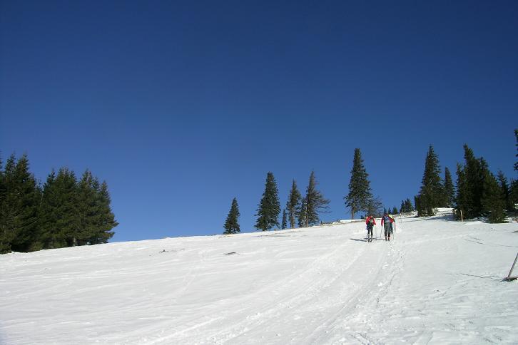 Foto: Andreas Koller / Ski Tour / Tirolerkogel, 1377m / 15.12.2008 00:37:52