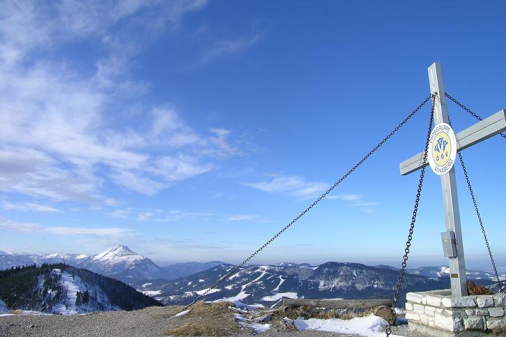 Foto: Andreas Koller / Ski Tour / Tirolerkogel, 1377m / 15.12.2008 00:37:21