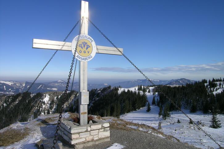 Foto: Andreas Koller / Ski Tour / Tirolerkogel, 1377m / 15.12.2008 00:37:14