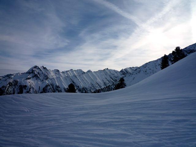 Foto: Thomas Höllwarth / Ski Tour / Torhelm (2452m) / 28.02.2009 22:04:09