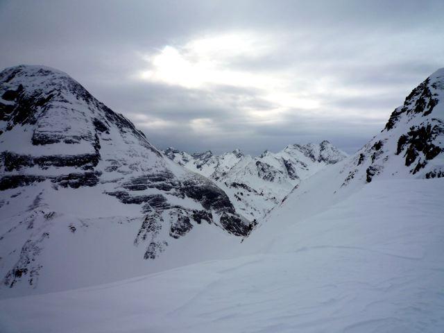 Foto: Thomas Höllwarth / Ski Tour / Torhelm (2452m) / 28.02.2009 22:04:37