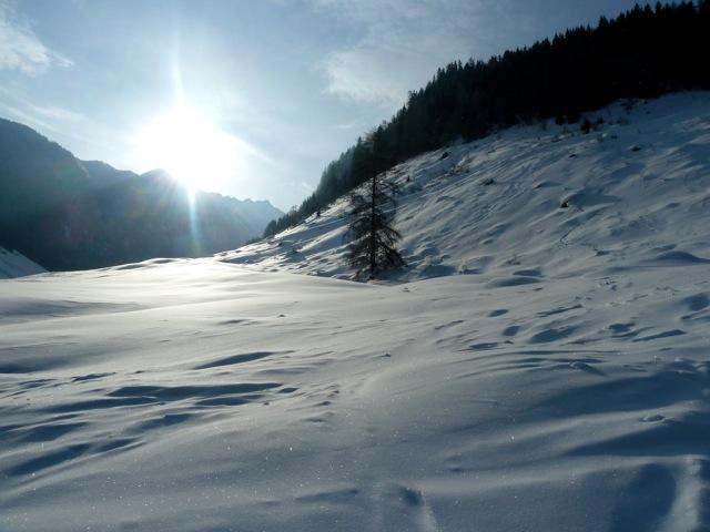 Foto: Thomas Höllwarth / Ski Tour / Brandberger Seespitze (2390m) / 04.02.2012 15:54:23