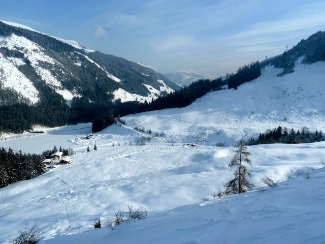 Foto: Thomas Höllwarth / Ski Tour / Brandberger Seespitze (2390m) / 04.02.2012 15:54:14