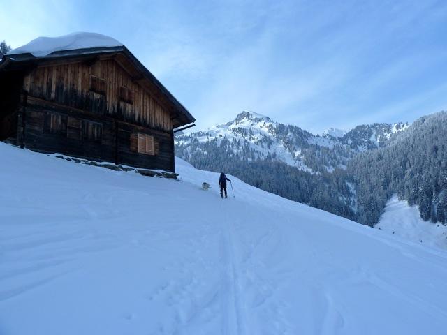 Foto: Thomas Höllwarth / Ski Tour / Brandberger Seespitze (2390m) / 04.02.2012 15:53:53
