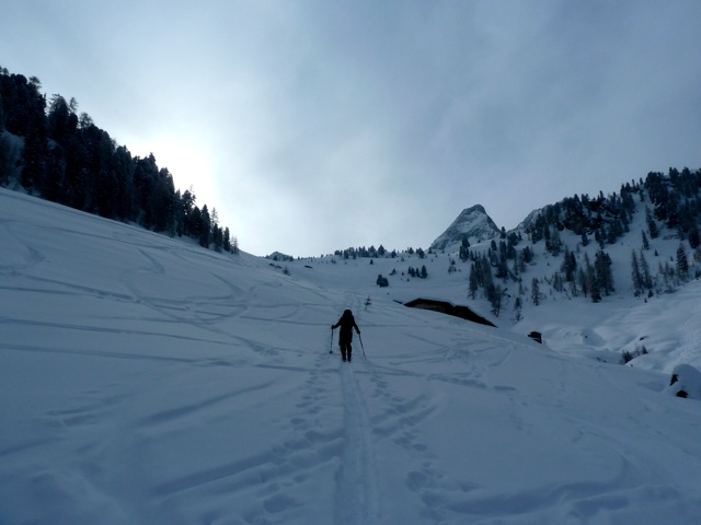 Foto: Thomas Höllwarth / Ski Tour / Brandberger Seespitze (2390m) / 04.02.2012 15:53:46