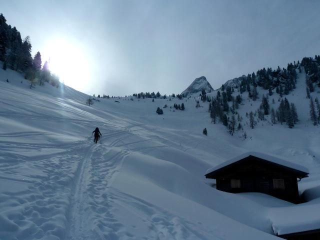 Foto: Thomas Höllwarth / Ski Tour / Brandberger Seespitze (2390m) / 04.02.2012 15:53:27