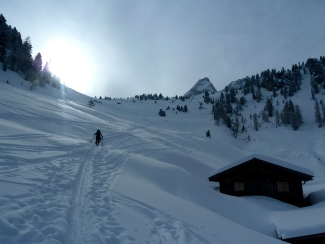 Foto: Thomas Höllwarth / Skitour / Brandberger Seespitze (2390m) / 04.02.2012 15:53:27