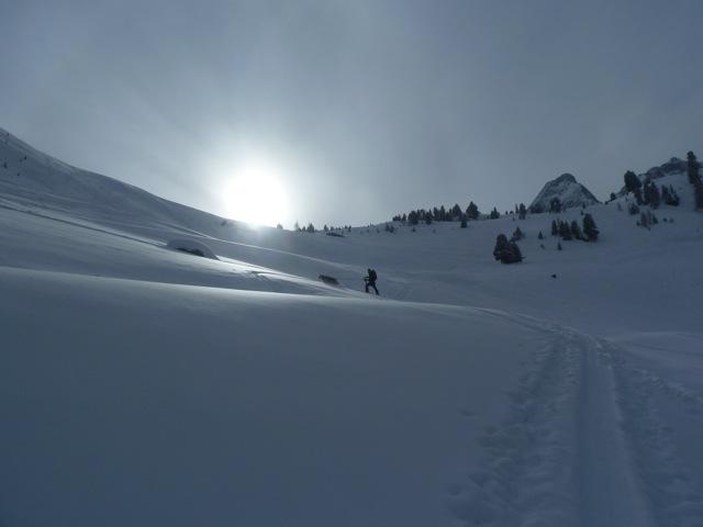 Foto: Thomas Höllwarth / Skitour / Brandberger Seespitze (2390m) / 04.02.2012 15:53:12