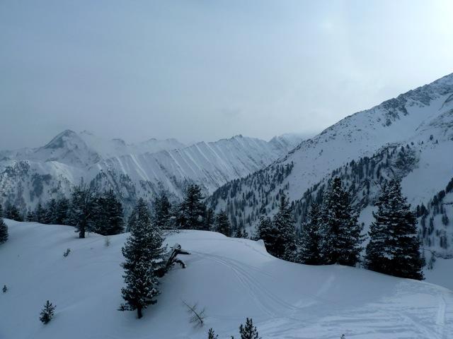 Foto: Thomas Höllwarth / Ski Tour / Brandberger Seespitze (2390m) / 04.02.2012 15:52:48