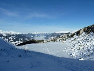 Foto: Thomas Höllwarth / Skitour / Hochfeld, 2350m / 19.01.2012 15:12:00