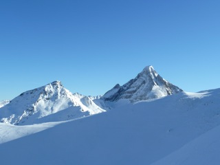 Foto: Thomas Höllwarth / Ski Tour / Hochfeld, 2350m / 19.01.2012 15:12:57