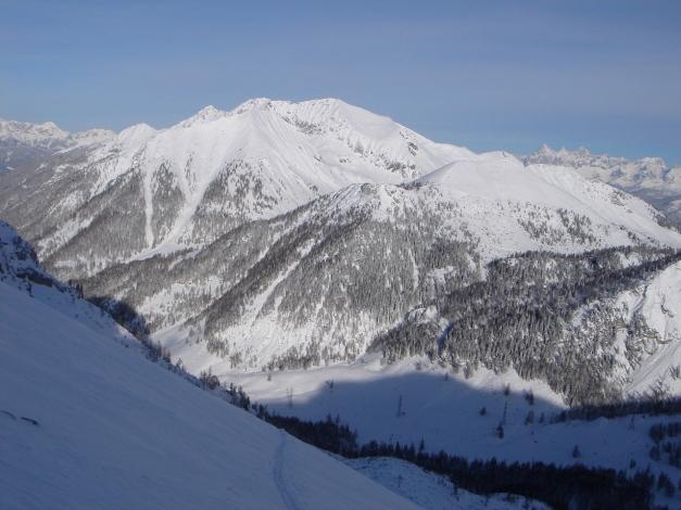 Foto: Manfred Karl / Ski Tour / Taferlnock / 27.01.2009 06:21:06