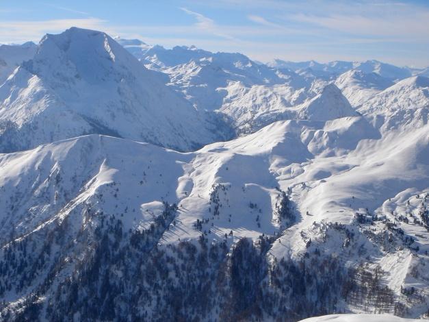 Foto: Manfred Karl / Ski Tour / Taferlnock / Weißeck / 27.01.2009 06:19:21