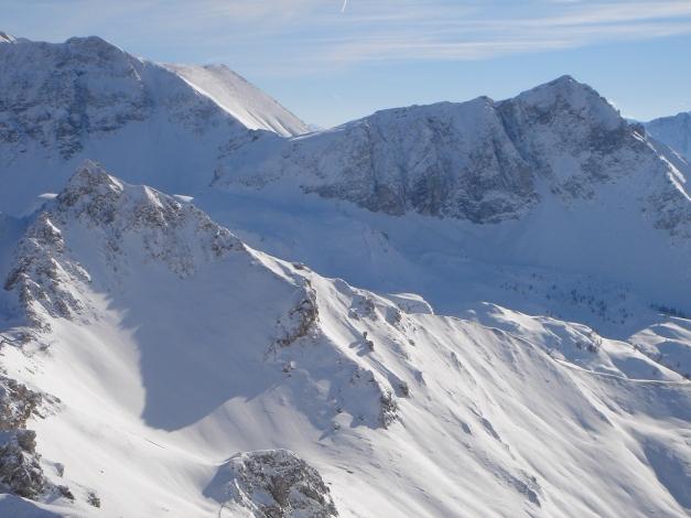 Foto: Manfred Karl / Ski Tour / Taferlnock / Guglspitzen - Stampferwand - Zwillingswand / 27.01.2009 06:18:57