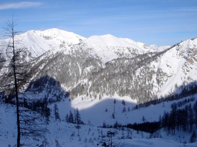 Foto: Manfred Karl / Ski Tour / Taferlnock / 27.01.2009 06:18:03