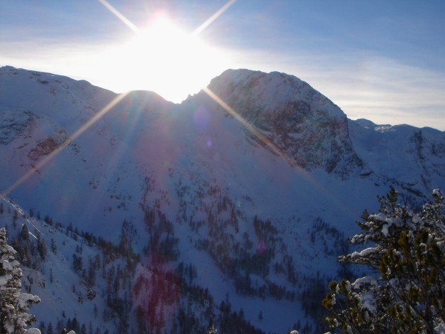 Foto: Manfred Karl / Ski Tour / Taferlnock / 27.01.2009 06:17:19