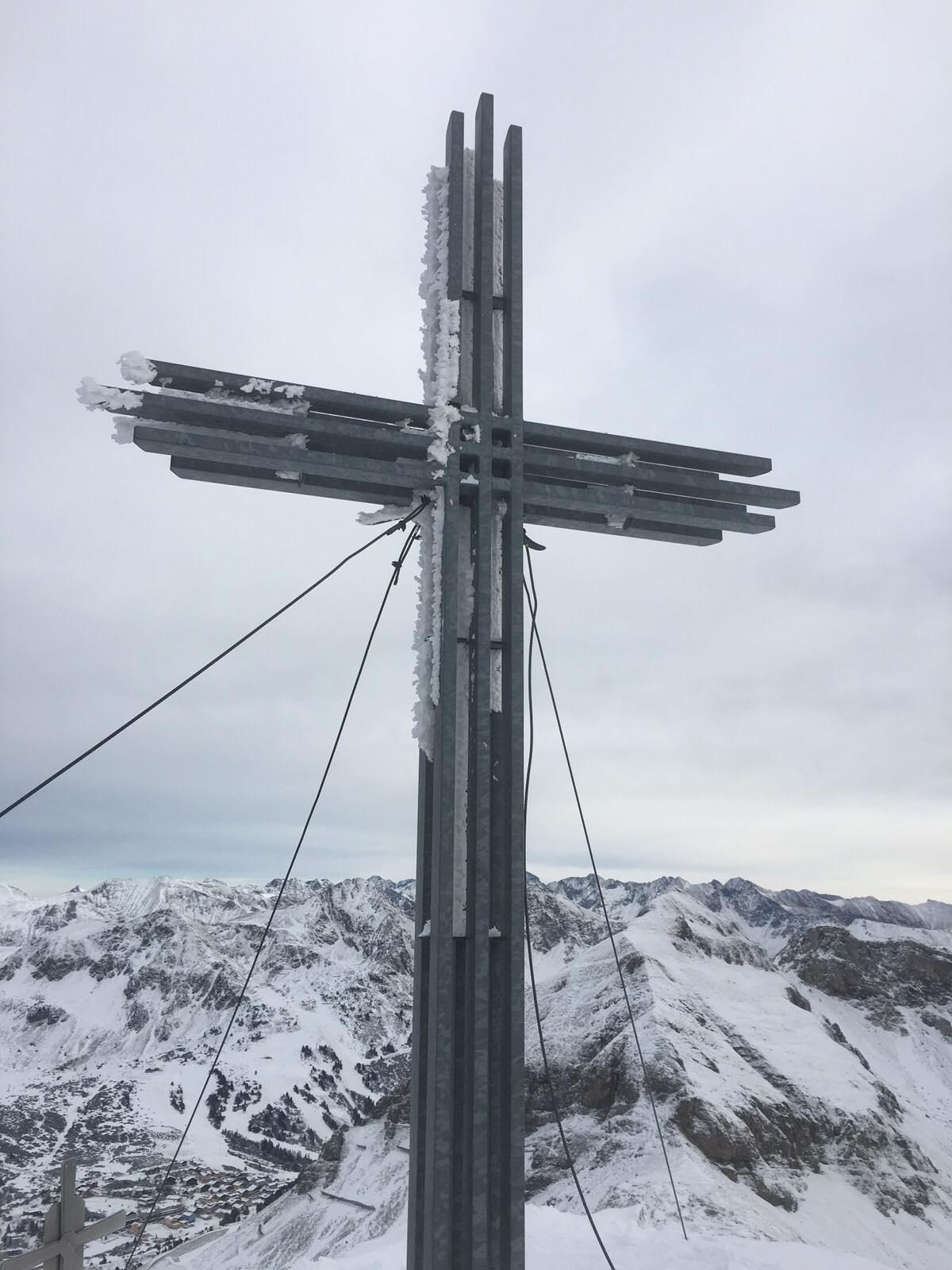 Foto: DaveD / Skitour / Gamsspitzl, 2340m / 02.01.2016 16:35:50