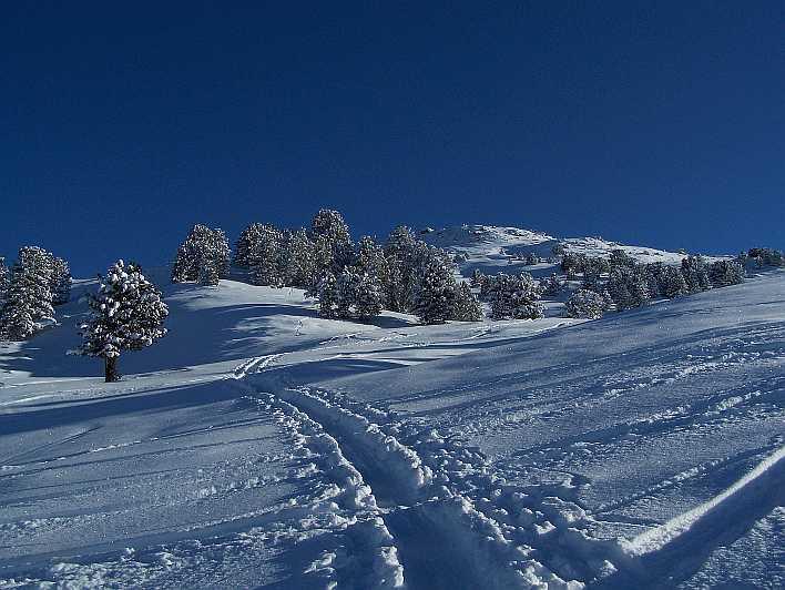 Foto: arniko / Ski Tour / Largoz, 2214m / 19.12.2007 21:50:58