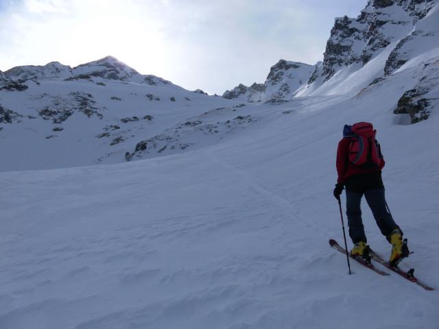 Foto: Wolfgang Lauschensky / Ski Tour / Wasserfallspitze, 2507m  / 01.02.2012 17:55:56