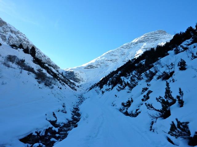 Foto: Thomas Höllwarth / Ski Tour / Mehlsack, 2651m / 29.01.2012 21:04:39