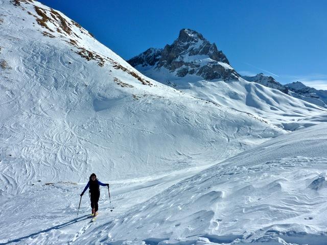 Foto: Thomas Höllwarth / Ski Tour / Mehlsack, 2651m / 29.01.2012 21:05:13