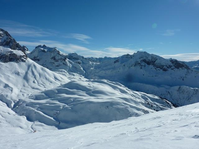 Foto: Thomas Höllwarth / Ski Tour / Mehlsack, 2651m / 29.01.2012 21:05:27