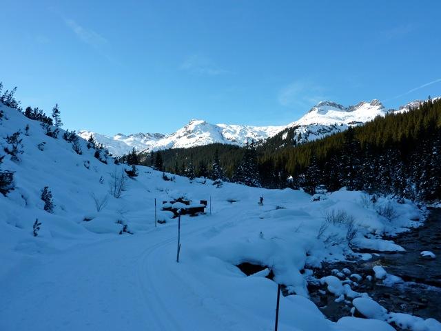 Foto: Thomas Höllwarth / Ski Tour / Mehlsack, 2651m / 29.01.2012 21:06:08