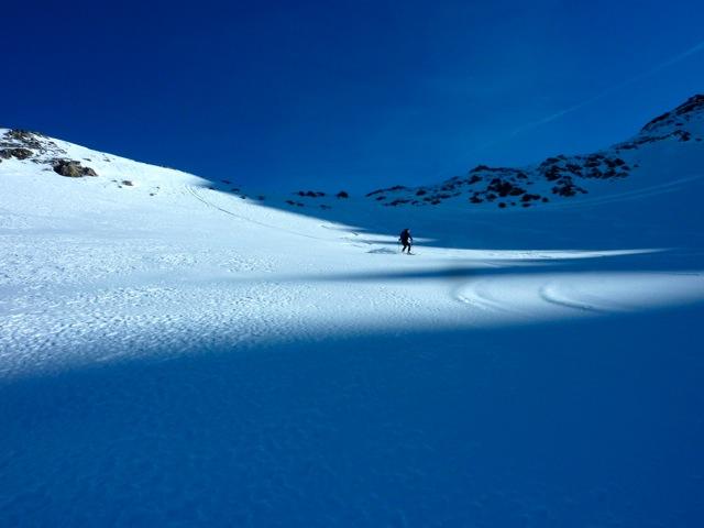 Foto: Thomas Höllwarth / Ski Tour / Mehlsack, 2651m / 29.01.2012 21:06:16
