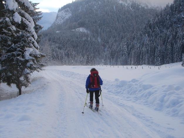 Foto: Manfred Karl / Ski Tour / Liebeseck, 2303m / 24.12.2008 06:05:43