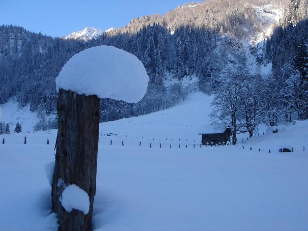 Foto: Manfred Karl / Ski Tour / Liebeseck, 2303m / 24.12.2008 06:05:31