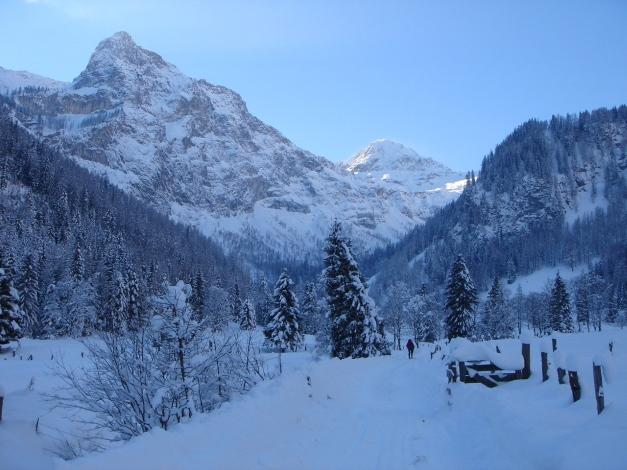 Foto: Manfred Karl / Ski Tour / Liebeseck, 2303m / 24.12.2008 06:05:20