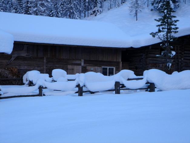 Foto: Manfred Karl / Ski Tour / Liebeseck, 2303m / 24.12.2008 06:05:08